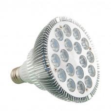 Светодиодная фитолампа 54w 18 светодиодов