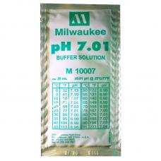 Калибровочный раствор pH 7.01 Milwaukee 20 мл