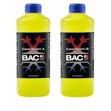 Удобрение B.A.C Coco Bloom A+B 1л
