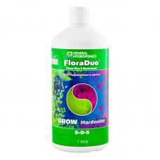 Удобрение Flora Duo Grow GHE 1л для жесткой воды