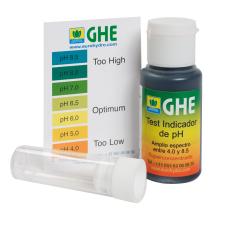 Жидкий pH-тест GHE 30 мл