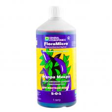 Удобрение FloraMicro GHE 1л для жесткой воды