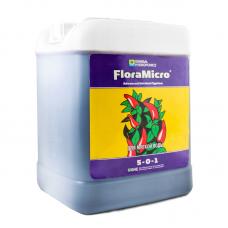 Удобрение FloraMicro GHE 5л для мягкой воды