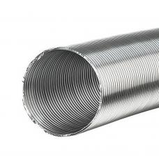 Воздуховод алюминиевый D=100 мм (2,7 м)