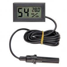 Термогигрометр электронный с выносным датчиком