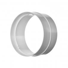 Соединитель для вентиляционных труб D=100 мм