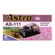Компрессор Astro 111 одноканальный  с регулятором