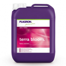 Удобрение Plagron Terra Bloom 5л