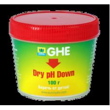 pH Down Powder GHE 100гр