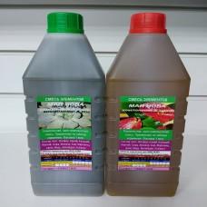 Комплект удобрений Nova 1 литр