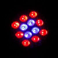 Фитолампа 36w 12 светодиодов