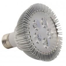 Светодиодная фитолампа 15w 5 светодиодов